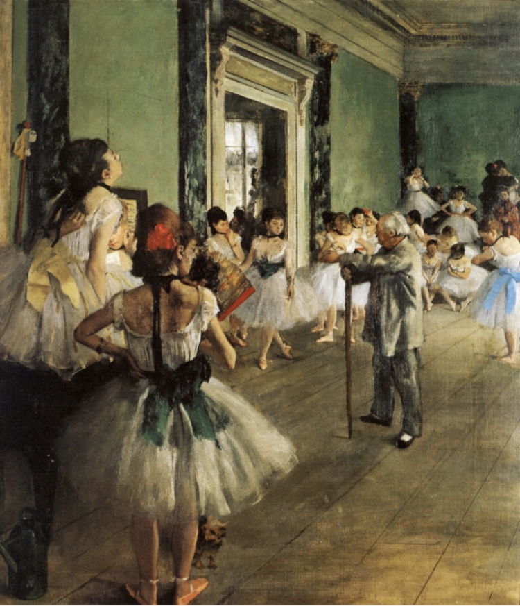 Hilaire German Edgar Degas