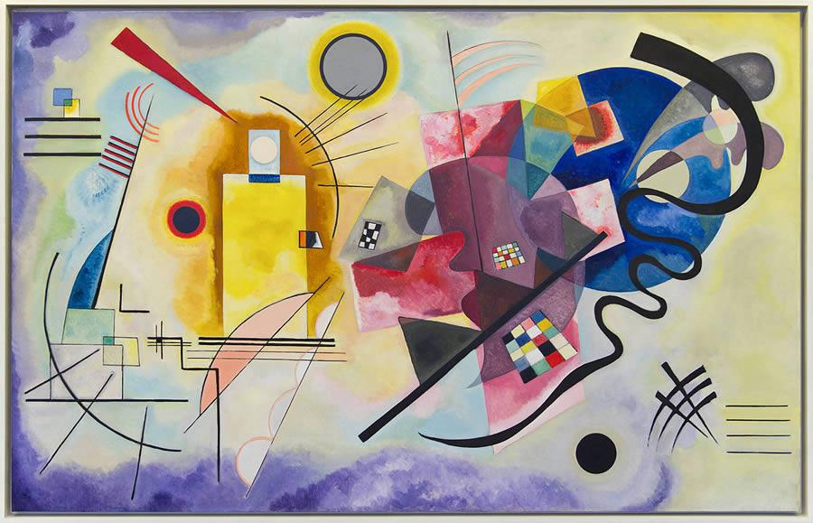 Vasilij Vasil'evič Kandinskij e l'astrazione del reale