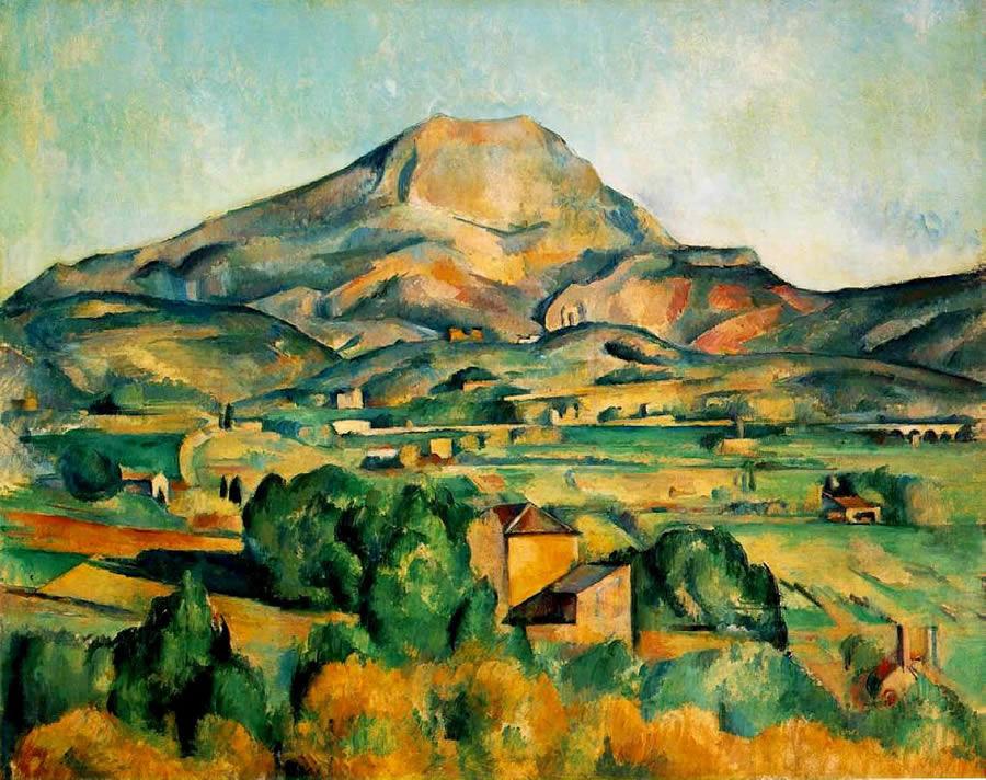 Paul Cezanne, il maestro del colore