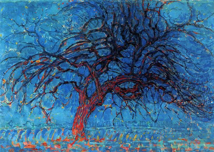 """""""I quadri non rappresentativi"""" di Piet Mondrian"""