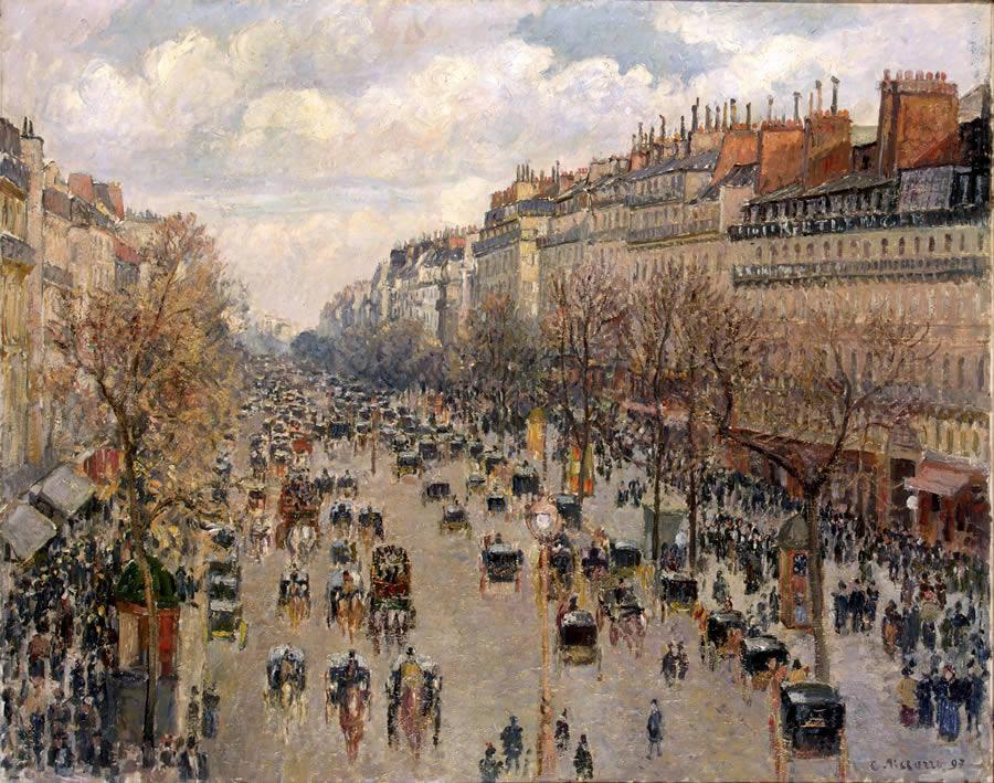 Camille Pissarro, il padre dell'impressionismo