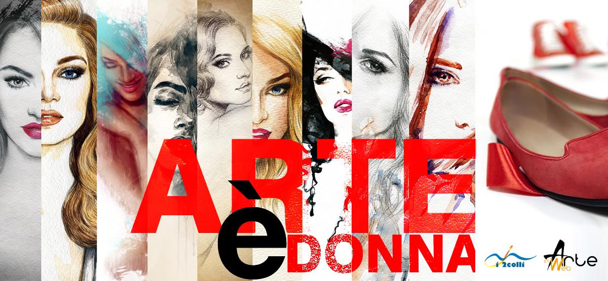 V° edizione della Mostra di Arte Contemporanea ARTE é Donna
