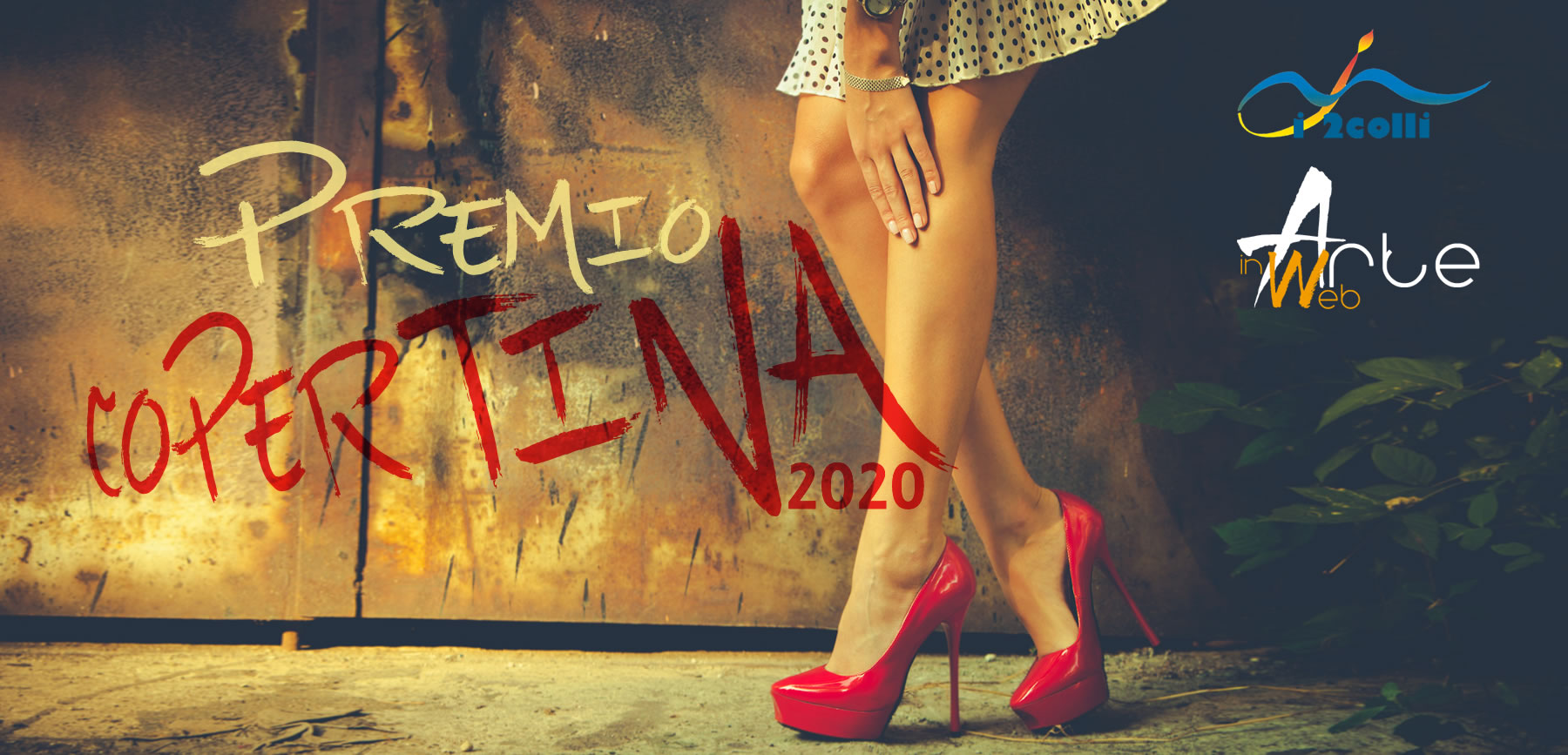 "Premio copertina 2020 ""DONNA"""