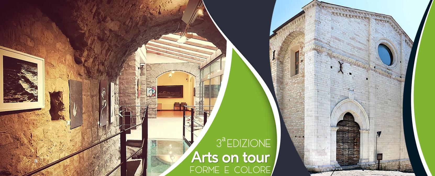 Arts on tour