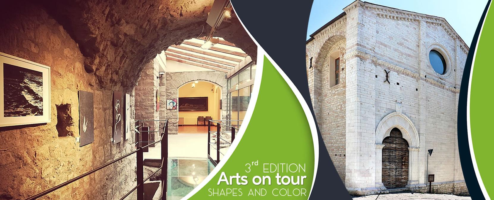 Arts on tour (English version)