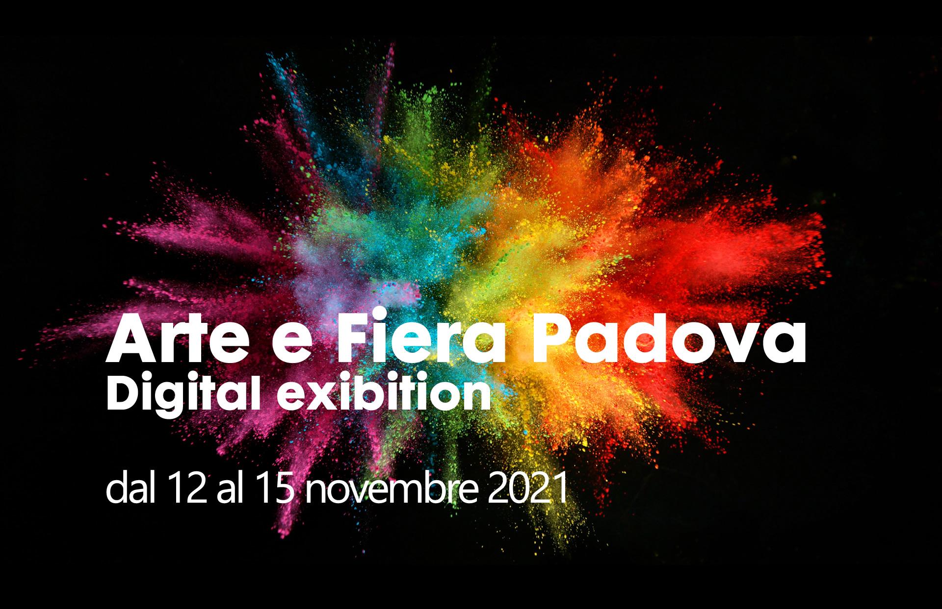 Arte e Fiera Padova – Digital exibition